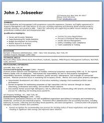 property manager resume property manager resume templates creative resume