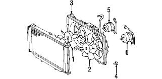 lexus is300 parts diagram parts com lexus is300 cooling fan oem parts