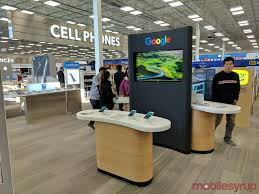 nissan canada in brampton best buy and google to open 14 google shops across canada