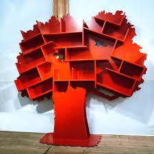 28 tree shaped bookshelves a bookcase shaped like a tree by