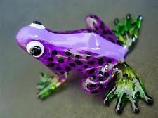 glass animals ornaments ebay