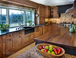 Black Walnut Kitchen Cabinets Kitchen Rustic Walnut Kitchen Cabinets Kitchens Rustic