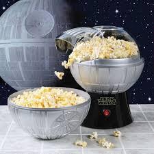 Old Fashioned Popcorn Machine Star Wars Death Star Air Popcorn Maker The Green Head