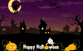 techno halloween background wallpaper wallpaper halloween widescreen