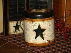 primitive kitchen canisters primitive coffee or tea set by primitivestardecor on etsy hobby