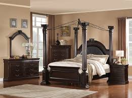 Terrific King Canopy Bedroom Set California King Canopy Storage - California king size canopy bedroom sets
