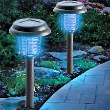solar powered patio lights solar powered garden insect killer l best solar garden lights