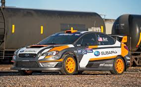 subaru rally wheels subaru rally team usa reveal 2015 global rallycross livery andy