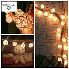 Christmas Patio Lights by Aliexpress Com Buy Xmas Fairy String Lights Balls Garland Lamps