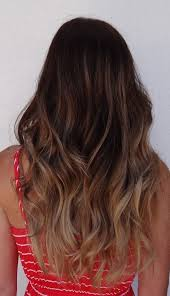 from dark brown to light brown hair hottest ombre hair color ideas trendy ombre hairstyles 2018