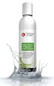 witch hazel for ingrown hair amazon com kerah lane razor bump ingrown hair formula 8 oz for