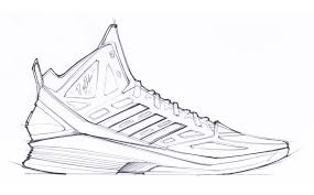 adidas basketball unveils early adidas d howard light sketches