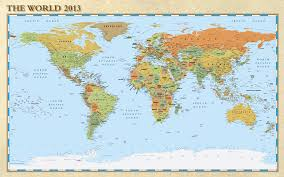 7 best images of small printable world map detailed world map