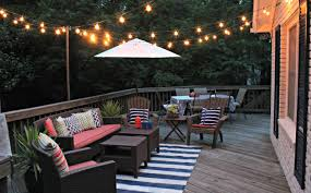 lighting charming outdoor string light ideas with backyard