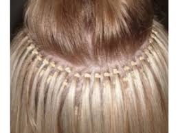 microbead extensions bead hair extensions