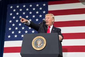 Misouri Flag Photos From President Donald J Trump U0027s Visit To Springfield Missouri