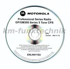 motorola cps software manual