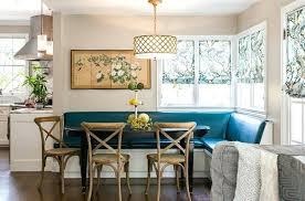 le coin cuisine meuble en coin cuisine meuble coin canapac dangle en bleu pour la