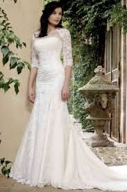modest wedding dresses with 3 4 sleeves lds wedding dress 8 jpg