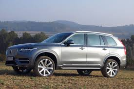 volvo jeep 2015 test drive the all new 2016 volvo xc90 cool hunting