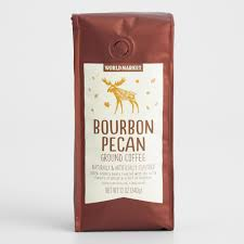 coffee decaf gourmet coffee italian coffee world market world market limited edition bourbon pecan coffee