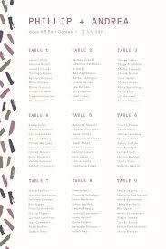free online seating chart maker design custom seating charts in canva