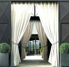 Outdoor Canvas Curtains Outdoor Drapes Kulfoldimunka Club