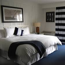 interior astounding cool spare room decoration using navy blue