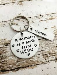 new personalized gift time gift time quote personalized initial keychain new gift