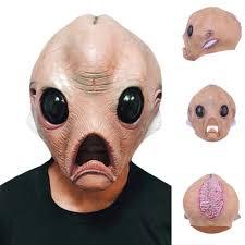 andromeda resurrection alien mask alien costumes popular