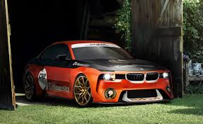 bmw concept csl bmw 2002 hommage concept turbomeister edition u2013 news u2013 car and driver