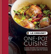 amazon cuisine le creuset one pot cuisine recipes for casseroles