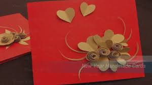 handmade cards new year handmade cards