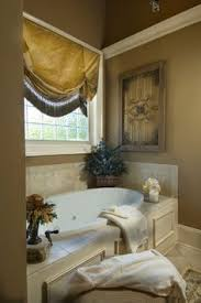 bathroom tub decorating ideas our aqua and grey master bathroom builder grade bathtubs and tubs