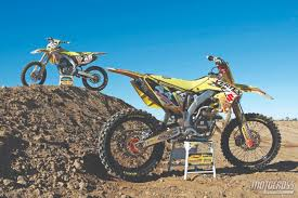 motocross action magazine suzuki tests archives motocross action