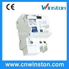 dz47le 3p 1a to 63a residual current circuit breaker rccb rcbo
