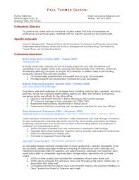 Liaison Resume Sample by Download Personal Banker Resume Haadyaooverbayresort Com