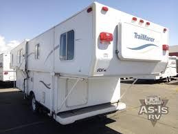 used 2005 trailmanor 3023 travel trailer at blue dog rv hayden