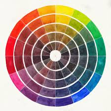 opposite colours jane blundell artist more colour wheels and templates mixing