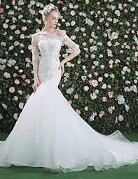 cheap trumpet mermaid wedding dresses online trumpet mermaid