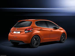 peugeot car hire europe peugeot 208 2016 pictures information u0026 specs