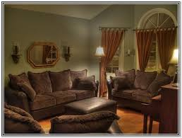 wall colors for living rooms with dark brown furniture home