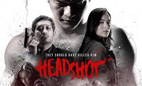 film laga yang dibintangi iko uwais headshot yang dibintangi iko uwais luncurkan poster resmi