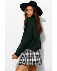 micro skirt tripp nyc pleated plaid micro mini skirt where to buy how to wear