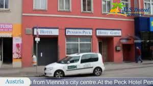 hotel pension peck wien hotels austria youtube