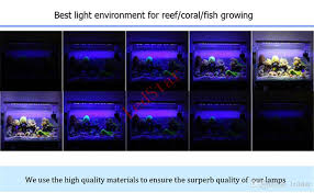 best lighting for corals dimmable 165w 300w full spectrum led aquarium l for coral reef