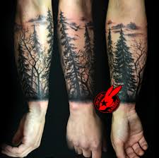 tree sihlouette arm by jackie rabbit by jackierabbit12 on
