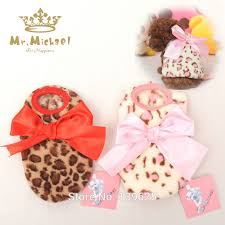 aliexpress buy leopard print puppy clothes small dog vest