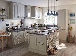 meuble central cuisine bien concevoir îlot de cuisine leroy merlin