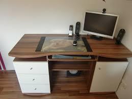 Schreibtisch Walnuss Nussbaum Schreibtisch Bürostuhl